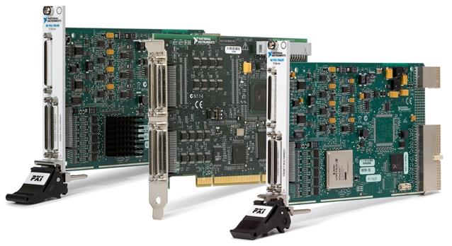 NI FPGA Cards