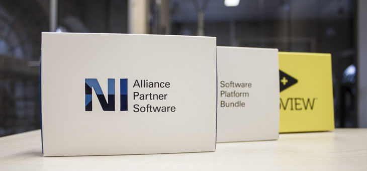 NI and Hampel Software Engineering enter into Alliance Partnership