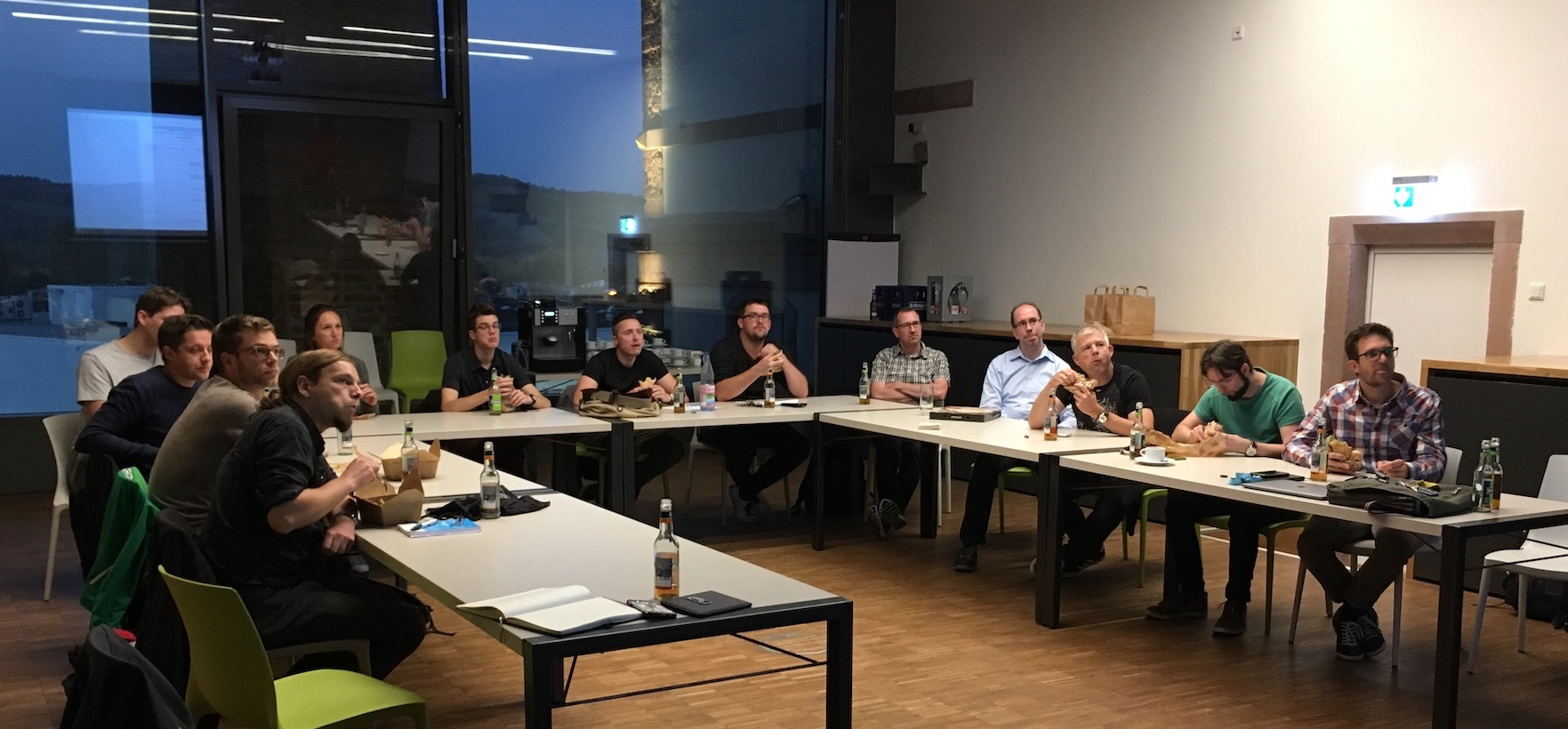 WUELUG03: Third meeting of the Würzburg LabVIEW User Group