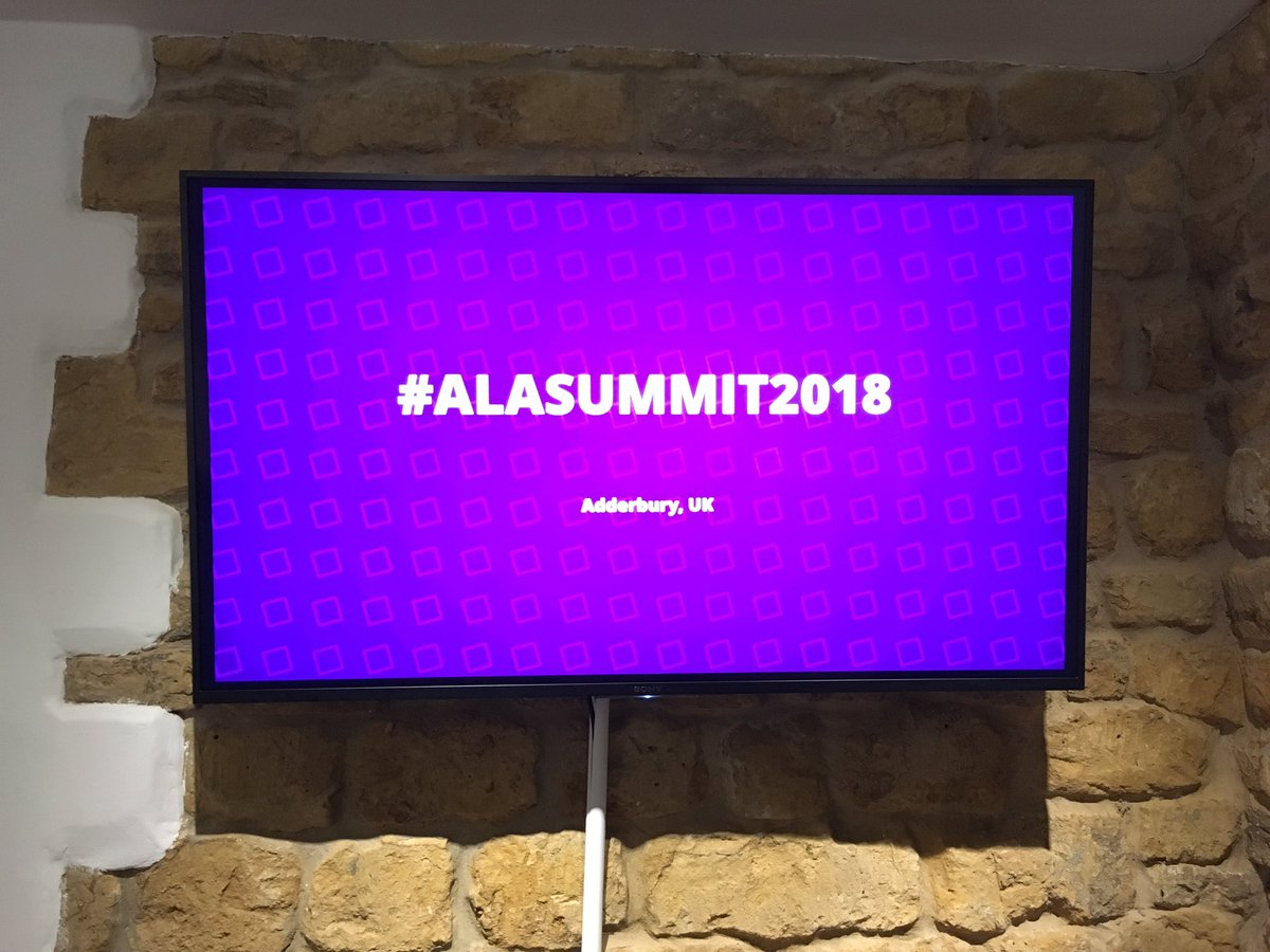 Day One of the ALA Summit 2018