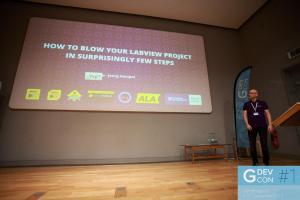 Presenting to #labviewfriends
